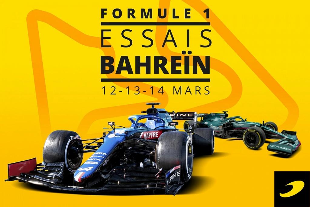 Briefing - Debriefing GP F1 2021 Les-es10