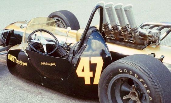 Les insolites du sport automobile. - Page 4 Smokey10