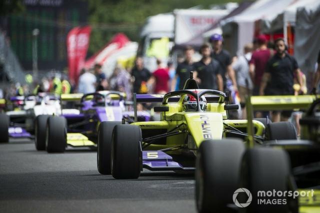 Championnat W SERIES W-seri10