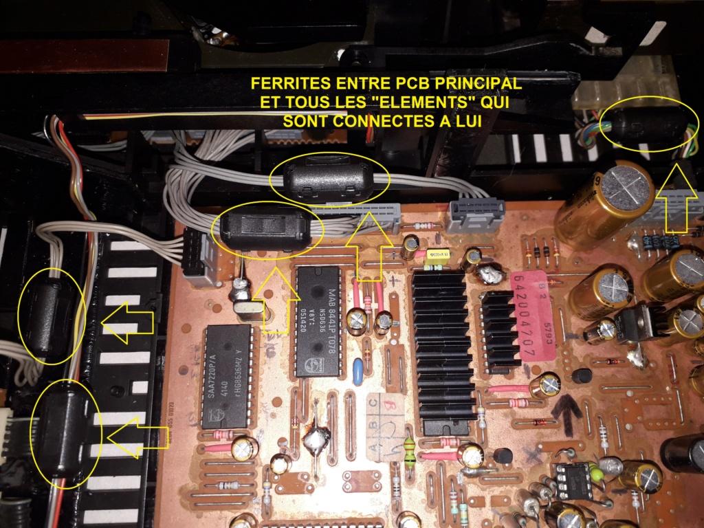 """Le lecteur PHILIPS CD 460 ...... modele """"PHANTOMAS"""" (chut !) 13_fer10"""
