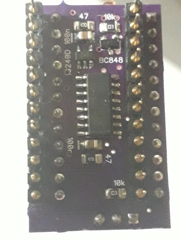 """Le DAC """"L1541DAC gold"""" 13_nos10"""