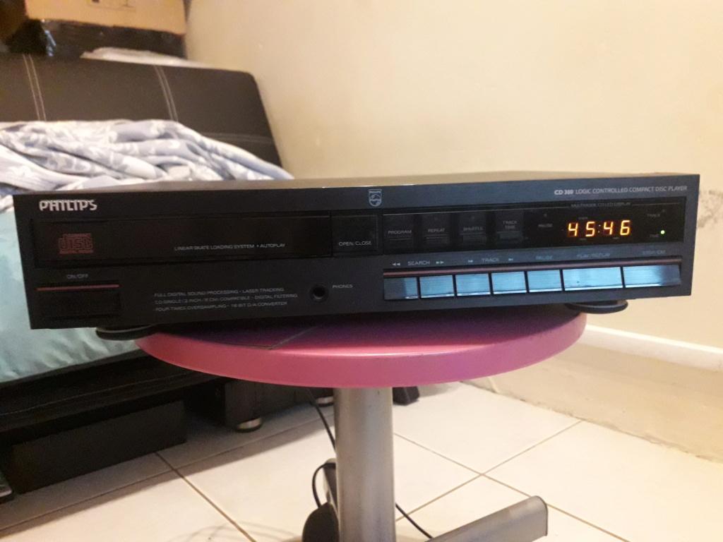 """Le lecteur PHILIPS CD 380: le radio-""""réveillé"""" ! 1_face11"""