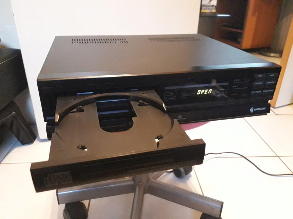 Lecteur CD SAMSUNG CD17 298