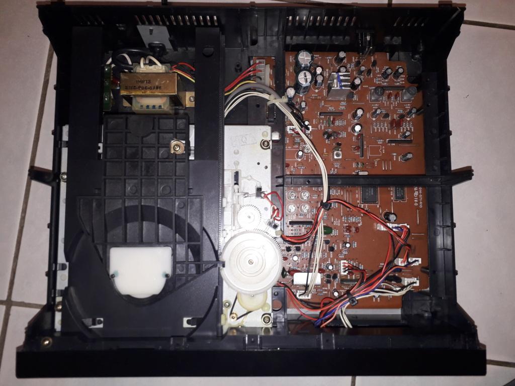 Lecteur CD SAMSUNG CD17 622