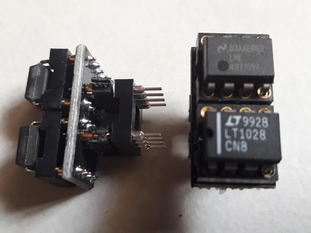 """Le DAC """"L1541DAC gold"""" Aop_lt11"""
