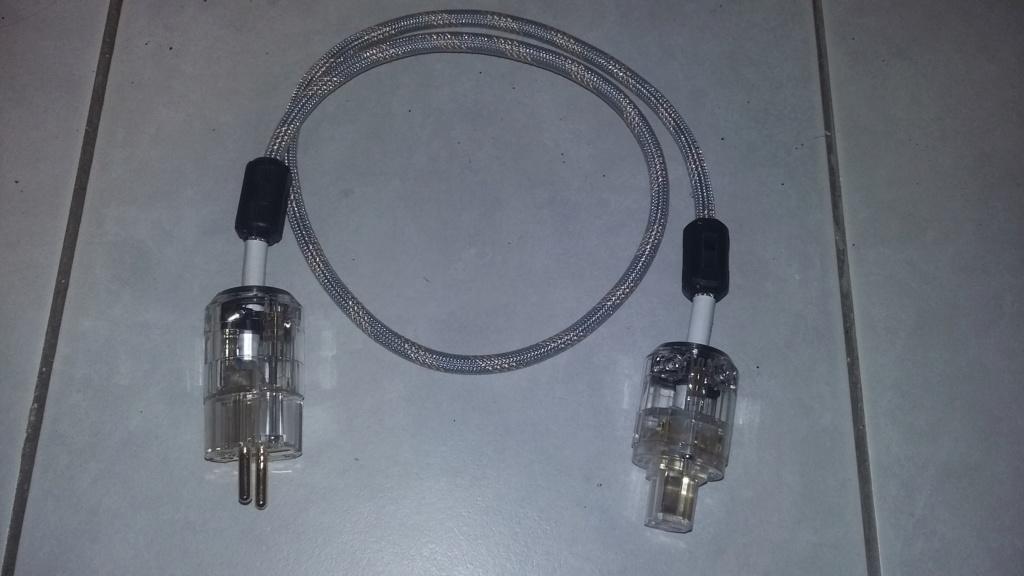 Câble secteur DIY Apres12