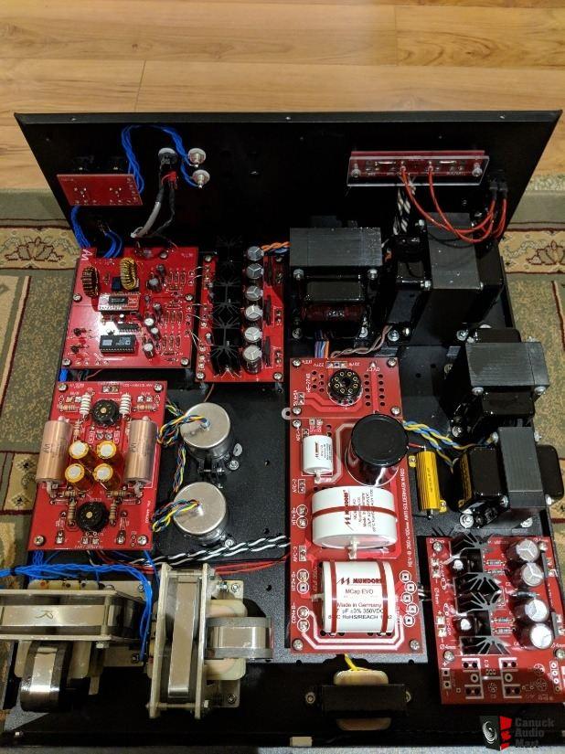 DAC AD1865R NOS R2R Audion10