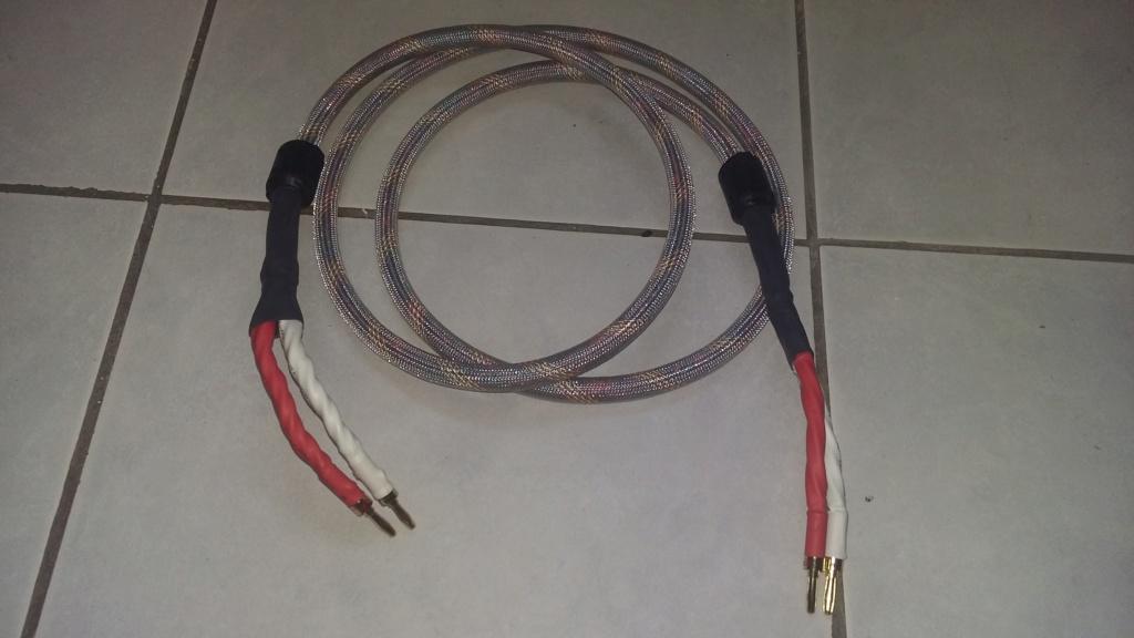 Cables d'enceintes DIY Cables11