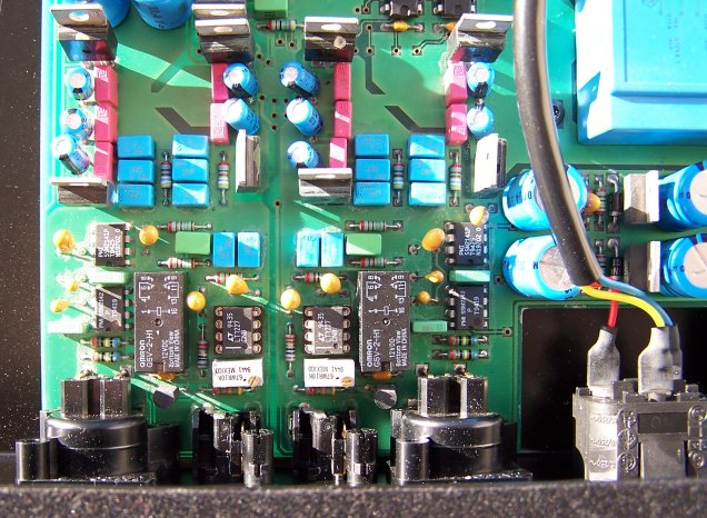 MICROMEGA DUO + DUO BS2 + DAC 1 + DRIVE 1 Circui11