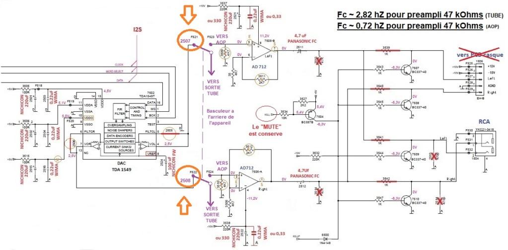 DAC AD1865R NOS R2R Dac_1510