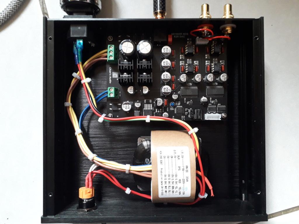 DAC AD1865R NOS R2R Dac_vu10