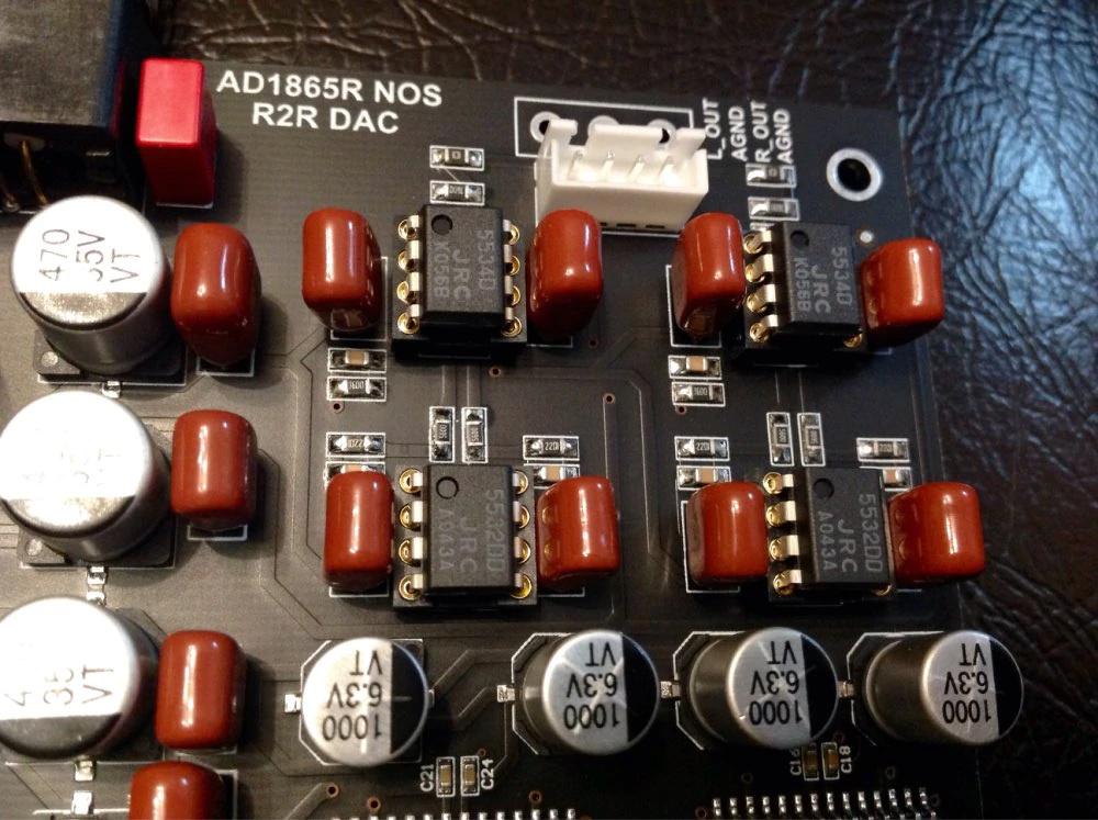 DAC AD1865R NOS R2R Detail16