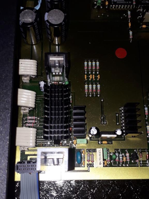 MICROMEGA DUO + DUO BS2 + DAC 1 + DRIVE 1 Dissip10
