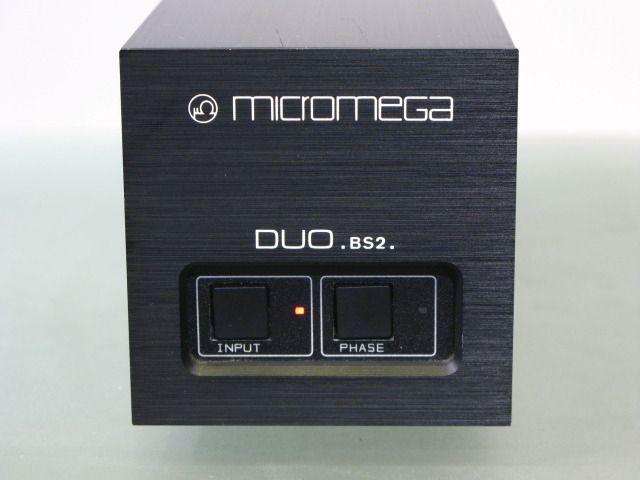 MICROMEGA DUO + DUO BS2 + DAC 1 + DRIVE 1 Face27