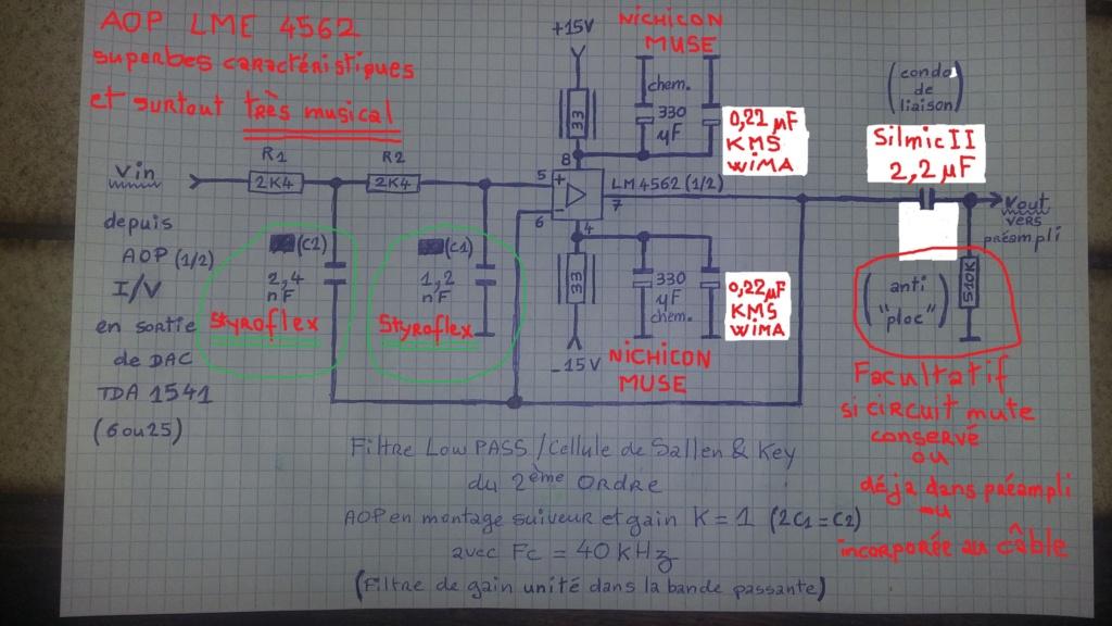 Platine laser MARANTZ CD 50 Filtre10