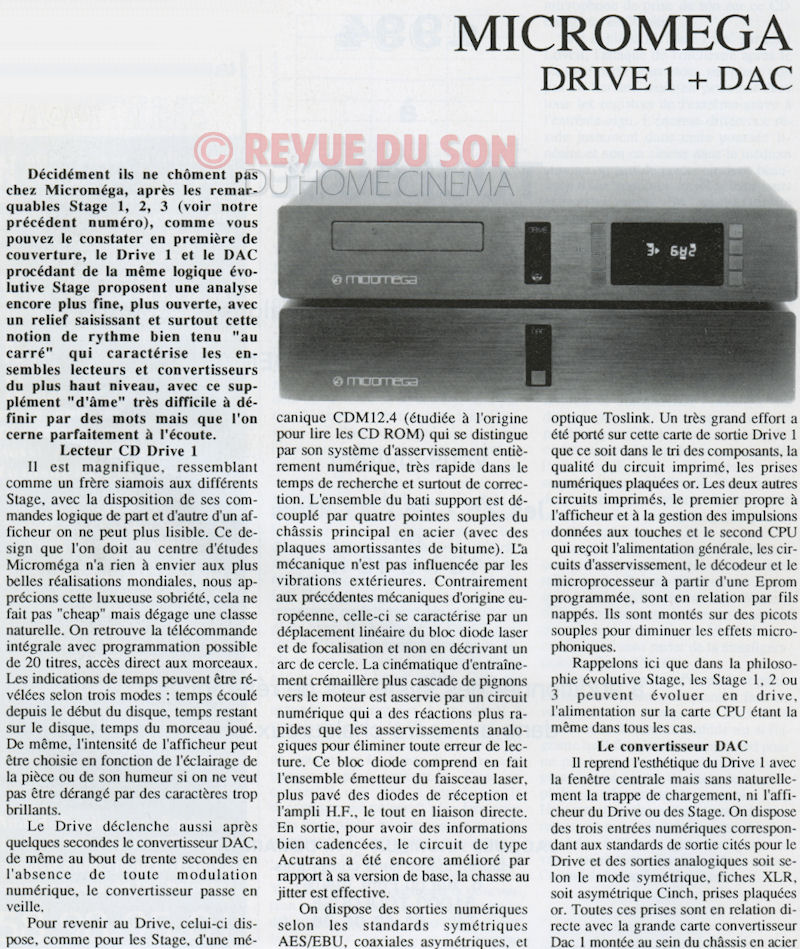 MICROMEGA DUO + DUO BS2 + DAC 1 + DRIVE 1 Page_111