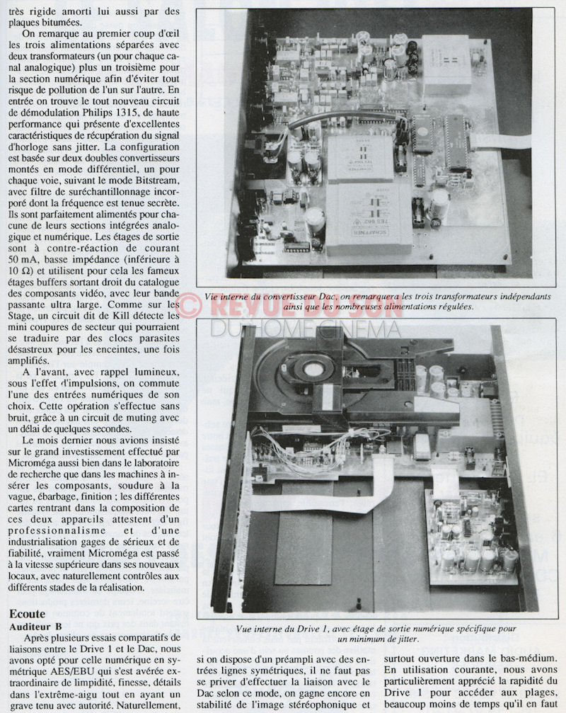 MICROMEGA DUO + DUO BS2 + DAC 1 + DRIVE 1 Page_211