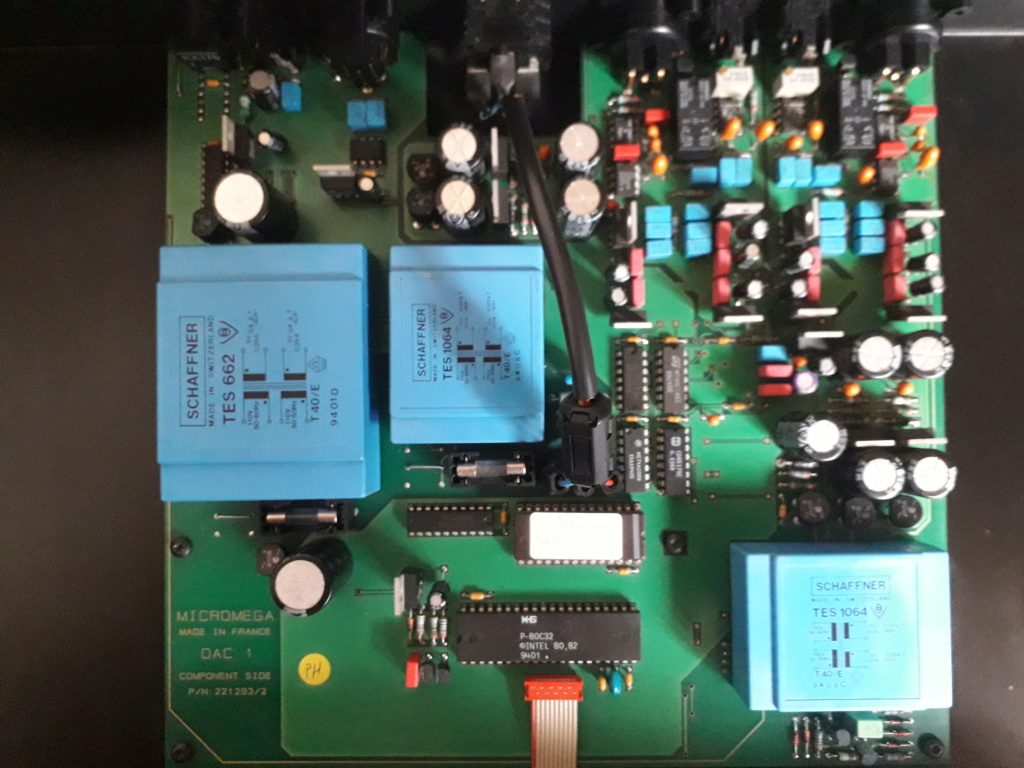 MICROMEGA DUO + DUO BS2 + DAC 1 + DRIVE 1 Pcb11