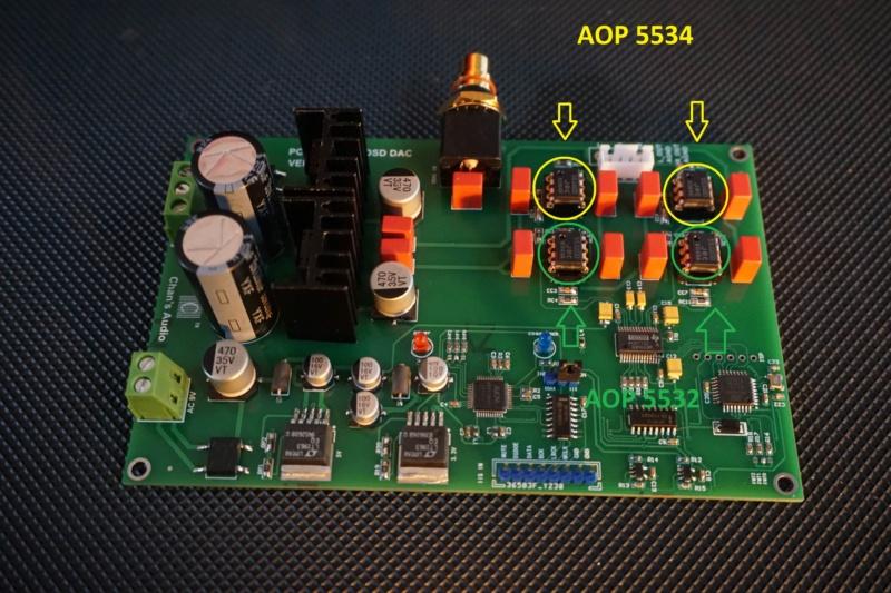 Choix d'un DAC Pcm17910