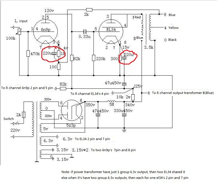 Quelle marque de condensateur choisir ? Schema19