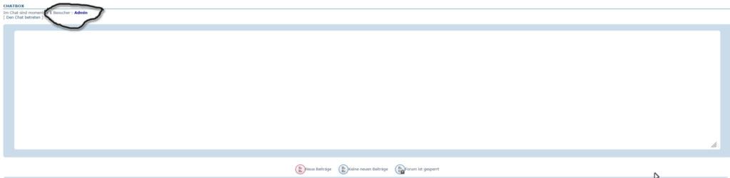 [phpBB3]Chatbox - Chatinhalt wird nicht angezeigt Ashamp12