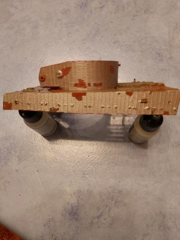 Tigre I modèle de chez AFV 1/35 20200115