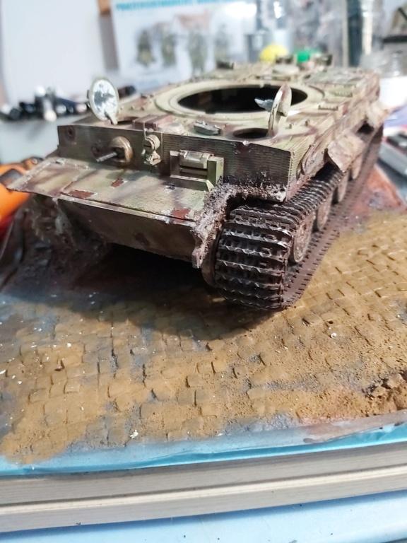 Tigre I modèle de chez AFV 1/35 20200210