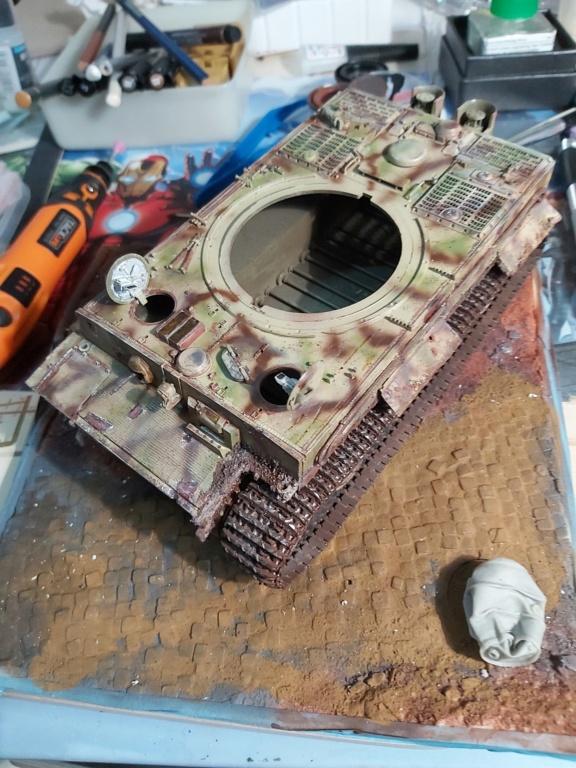 Tigre I modèle de chez AFV 1/35 20200211
