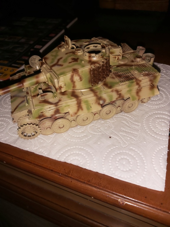 Tigre I modèle de chez AFV 1/35 20200212