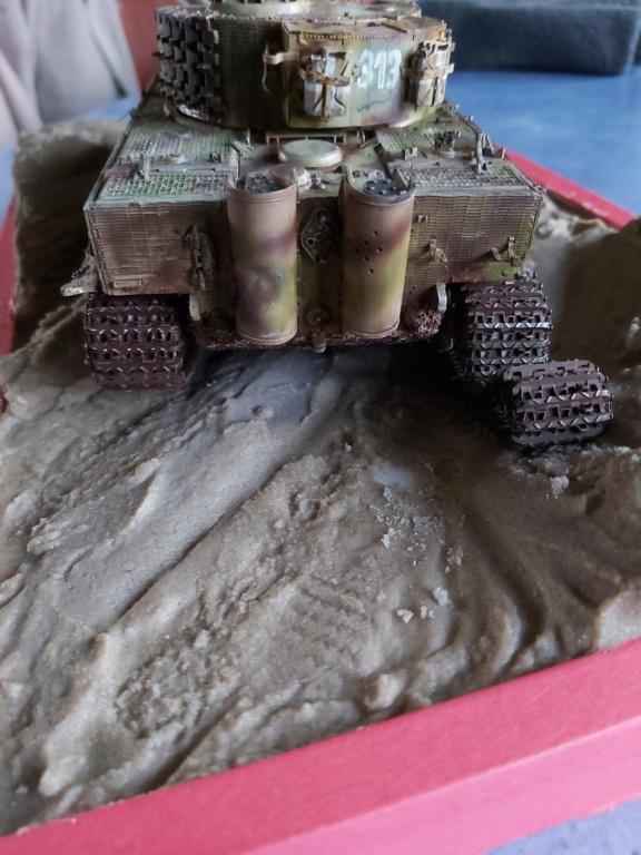 Tigre I modèle de chez AFV 1/35 20200311