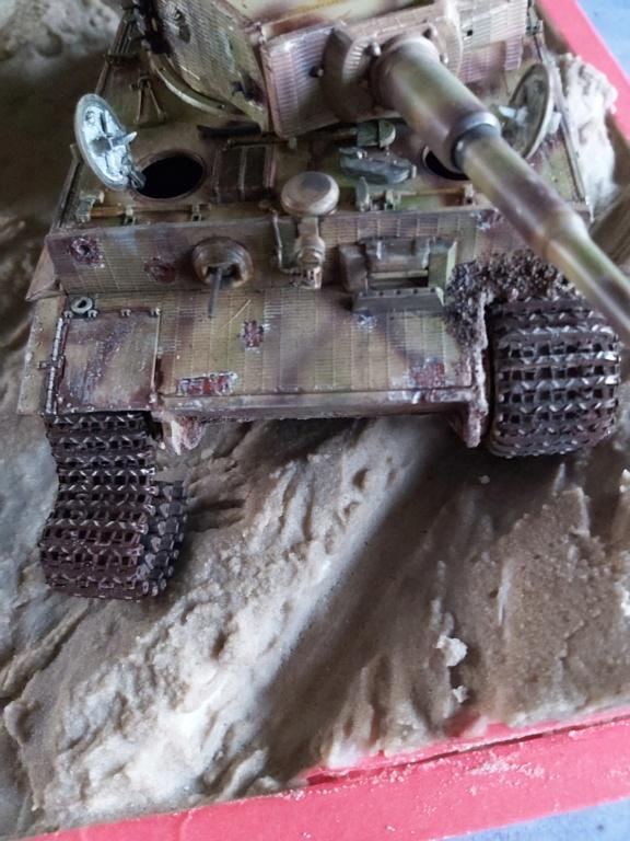 Tigre I modèle de chez AFV 1/35 20200312