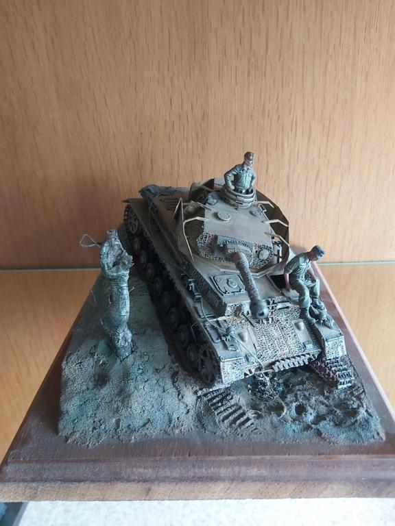 Panzer IV - Italeri - 1/35 20201211