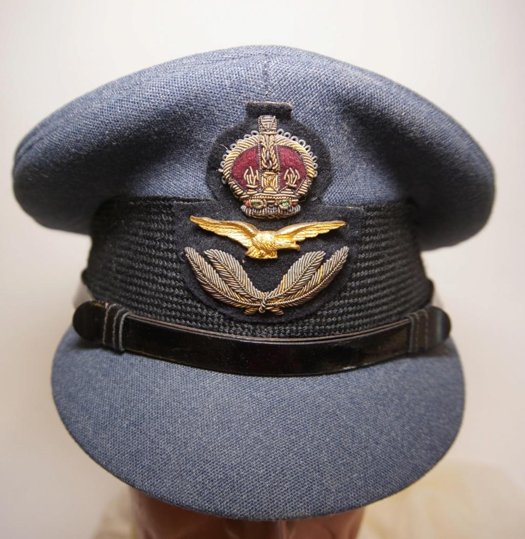 Casquette Pilotes RAF 39/45 Raf10