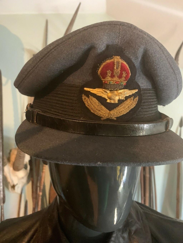 Casquette Pilotes RAF 39/45 Raf210