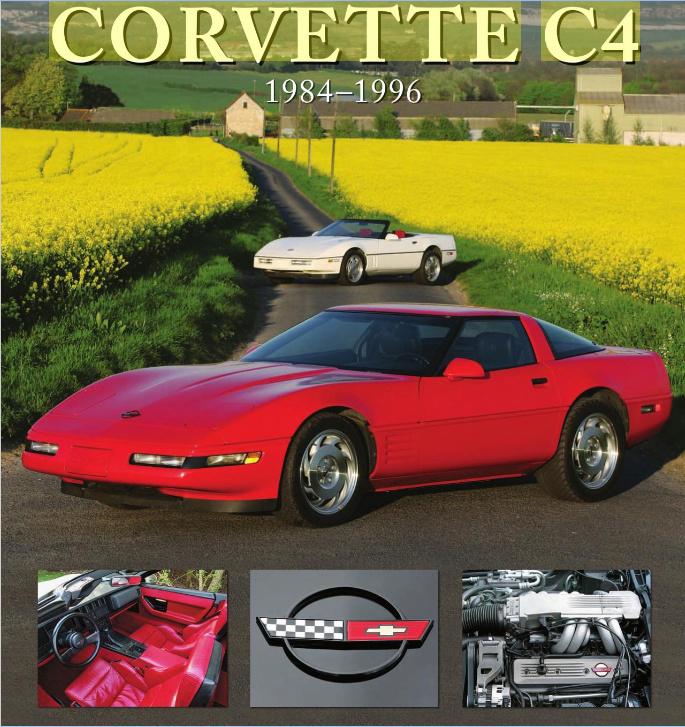 Corvette C4 guide collector Captur11