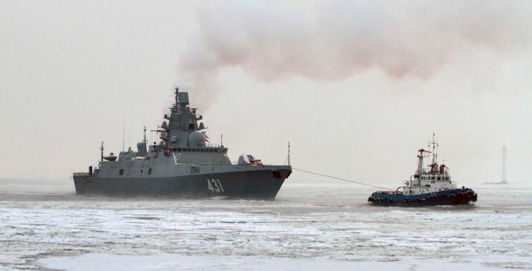 Classe Amiral Gorshkov (Projekt 22350) - Page 2 43110