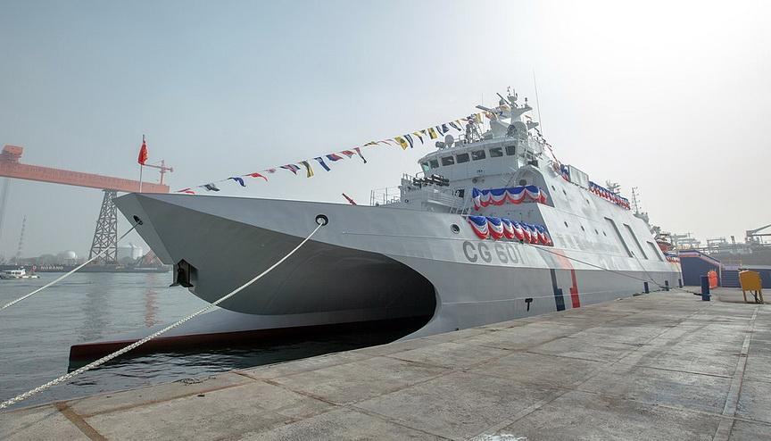 Garde-côtes taiwanais Anping10