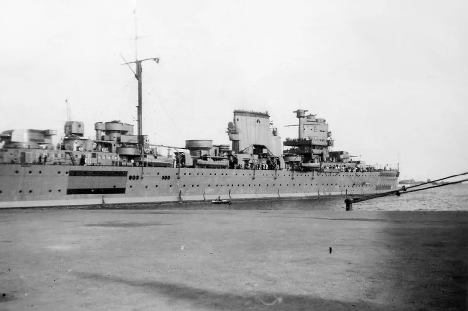 Croiseurs espagnols - Page 3 Canari10