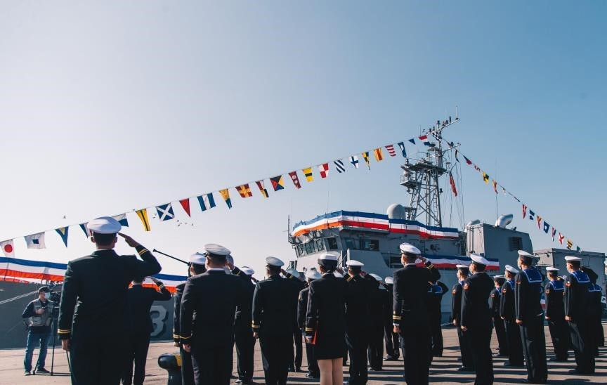 Garde-côtes taiwanais Chinch10