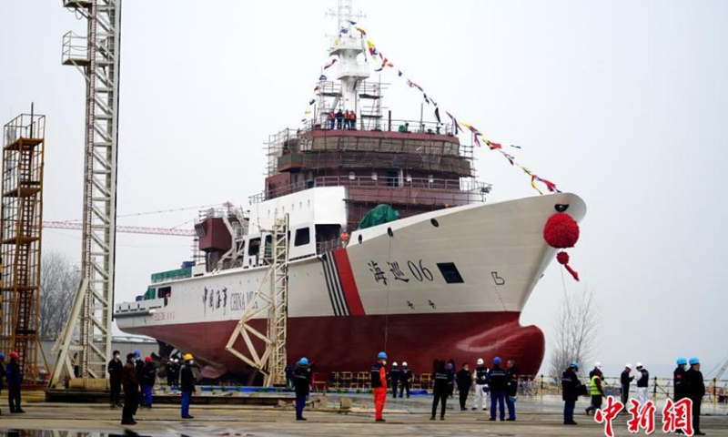 [Information] Garde-côtes chinois (SOA, MSA...etc) - Page 3 Haixun10