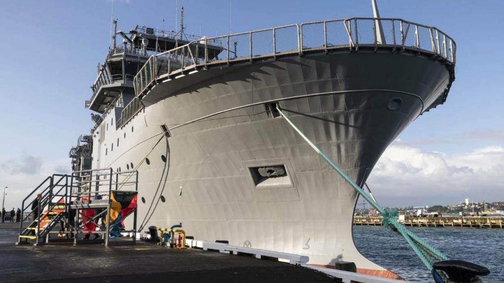 Actualités de la marine néo-zélandaise Hmnzs10
