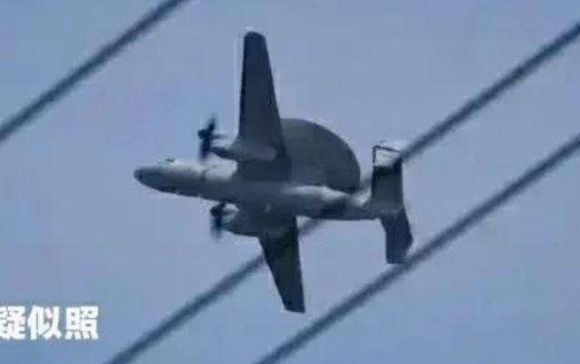 [Aviation] AWACS Aéronaval Kj60010