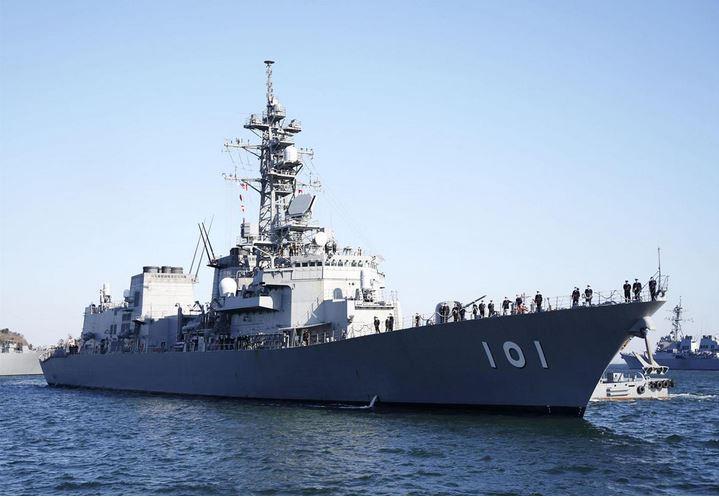 [JMSDF] Marine Japonaise actuelle et future - Page 9 Murasa12