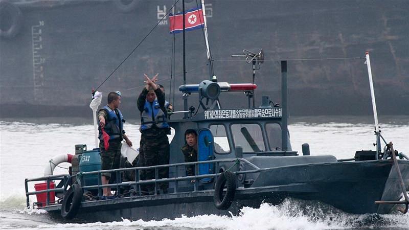 Garde-côtes de Corée du Nord Nkcg10