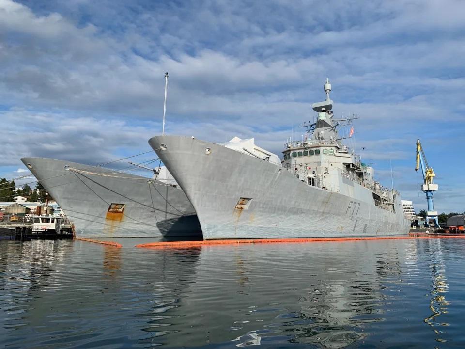 Actualités de la marine néo-zélandaise Nz10
