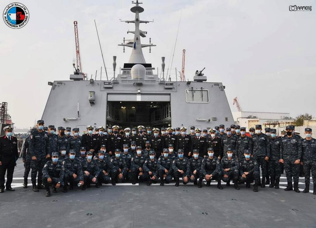 Fil info marine égyptienne Ps510