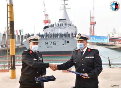 Fil info marine égyptienne Ps210