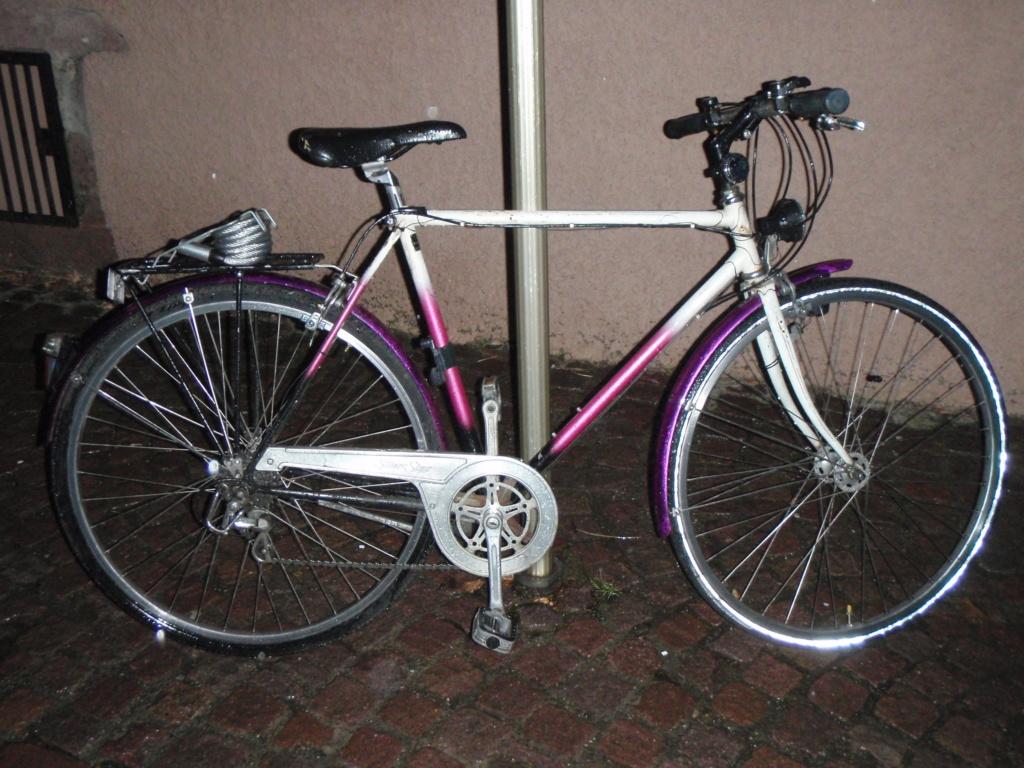 vélo suisse moyeu à vitesses intégrées + dérailleur arrière Yodel10