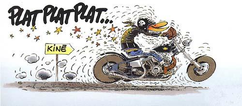 Motos bruyantes : nouveau fléau européen? - Page 2 Harley10