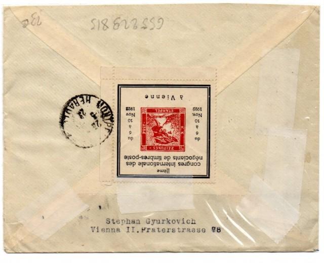 Richtiger Tarif oder philatelistischer Brief? Kress_14